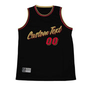 CUSTOM BASKETBALL JERSEY | STYLE 108