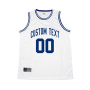 CUSTOM BASKETBALL JERSEY | STYLE 112