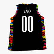 Custom Basketball Jersey | Style 13