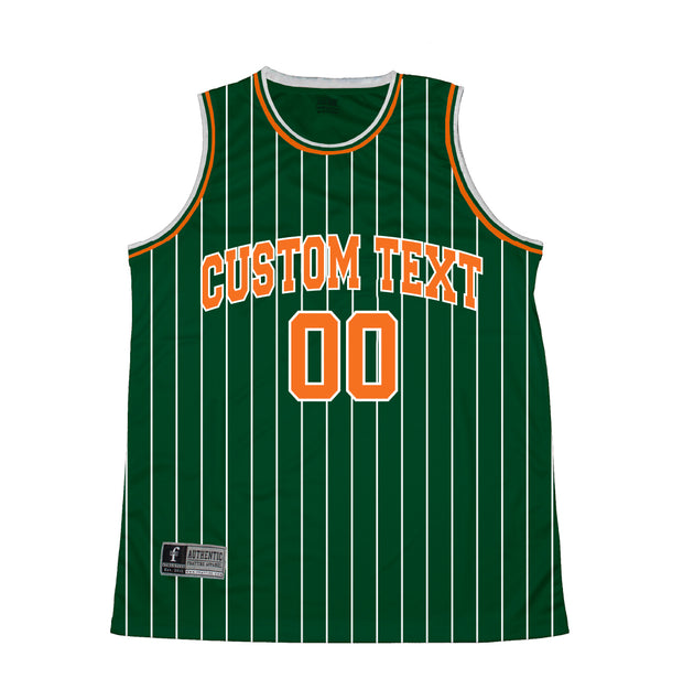 Custom Basketball Jersey | Style 145