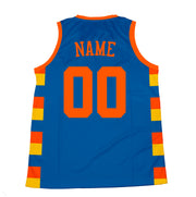 CUSTOM BASKETBALL JERSEY | STYLE 172