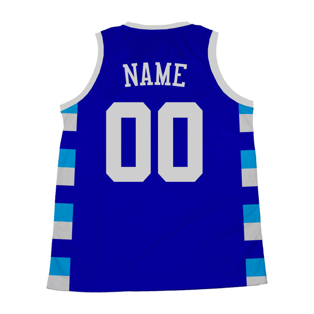 CUSTOM BASKETBALL JERSEY | STYLE 174