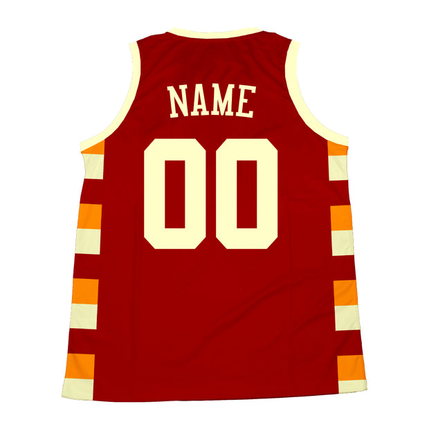 CUSTOM BASKETBALL JERSEY | STYLE 175