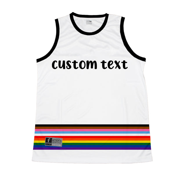 CUSTOM BASKETBALL JERSEY | STYLE 185