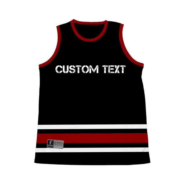 CUSTOM BASKETBALL JERSEY | STYLE 187