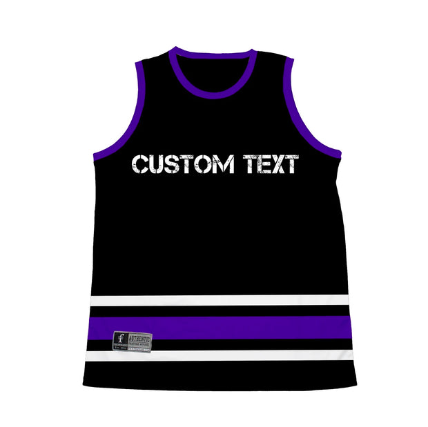CUSTOM BASKETBALL JERSEY | STYLE 190