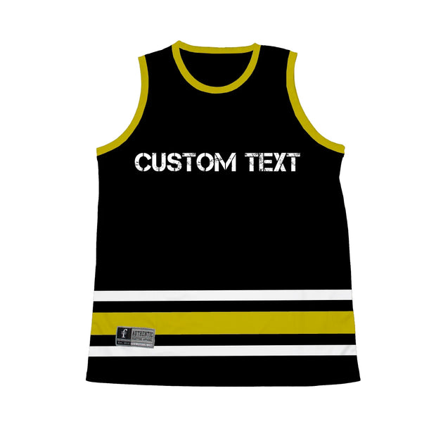 CUSTOM BASKETBALL JERSEY | STYLE 197