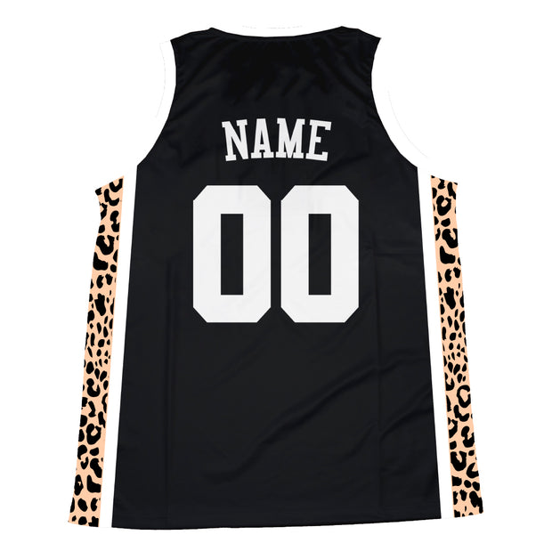 CUSTOM BASKETBALL JERSEY | STYLE 205