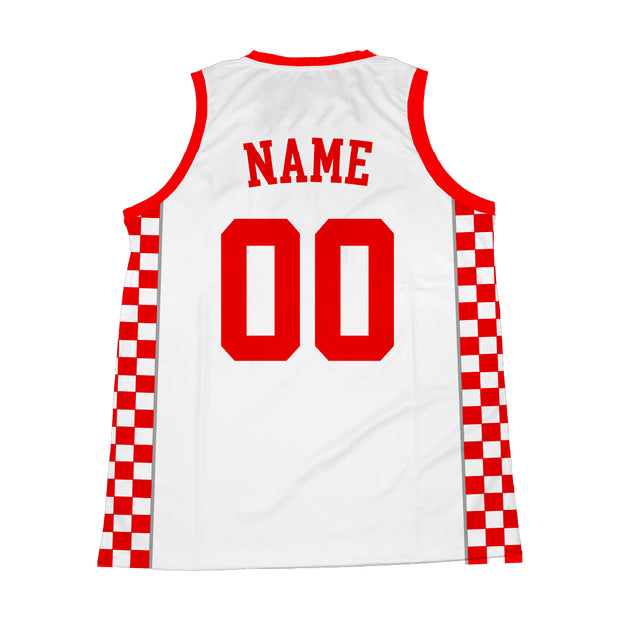 CUSTOM BASKETBALL JERSEY | STYLE 219