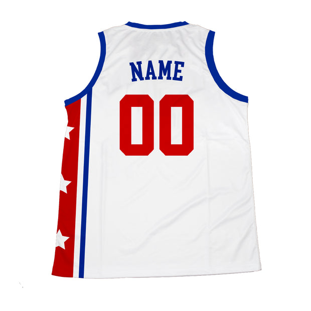 CUSTOM BASKETBALL JERSEY | STYLE 228