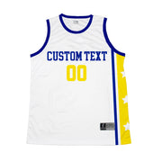 CUSTOM BASKETBALL JERSEY | STYLE 229