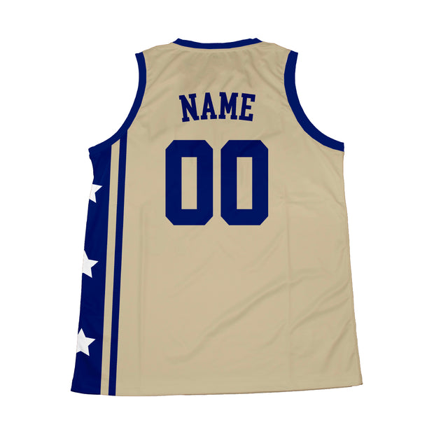 CUSTOM BASKETBALL JERSEY | STYLE 232