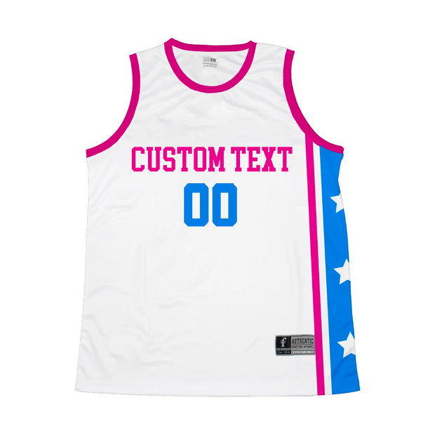 CUSTOM BASKETBALL JERSEY | STYLE 233