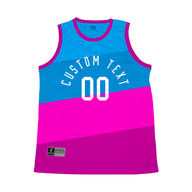 CUSTOM BASKETBALL JERSEY | STYLE 248