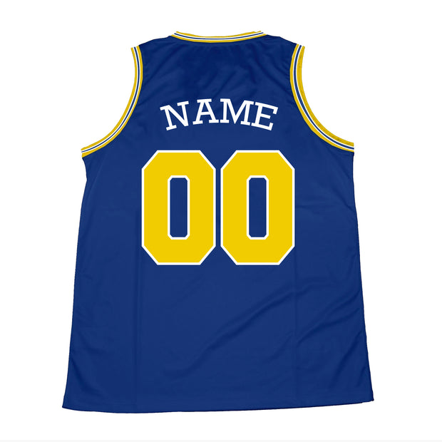 Custom Basketball Jersey | Style 43