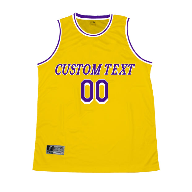 Custom Basketball Jersey | Style 46