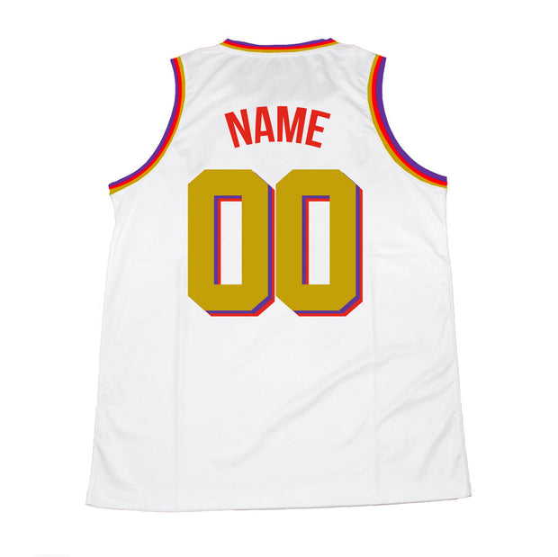 Custom Basketball Jersey | Style 48
