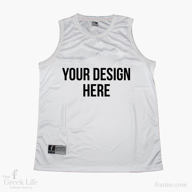Build Your Own | Basketball Jersey