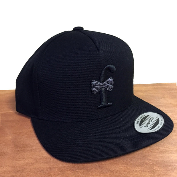 The Black Top Snapback