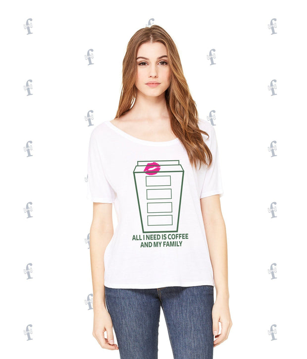 Coffee Family Tee