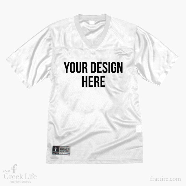 Build Your Own | Football Jersey