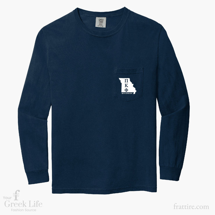 Pi Kappa Phi UM Founding Father's Apparel