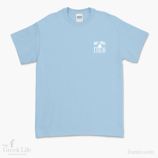 Pi Kappa Phi CSUF War of the Roses Apparel
