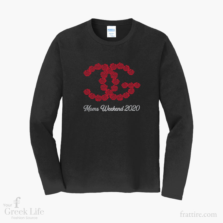 Crimson Girls WSU Moms Weekend Apparel