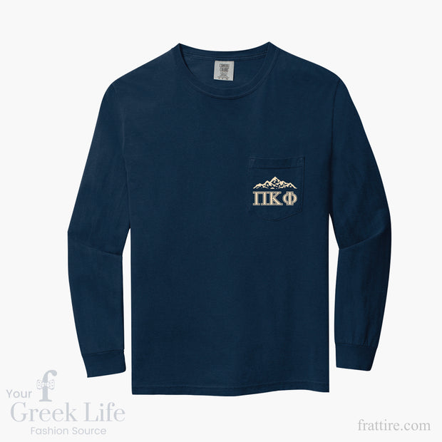 Pi Kappa Phi UMASS Spring Formal 2019 Long Sleeves