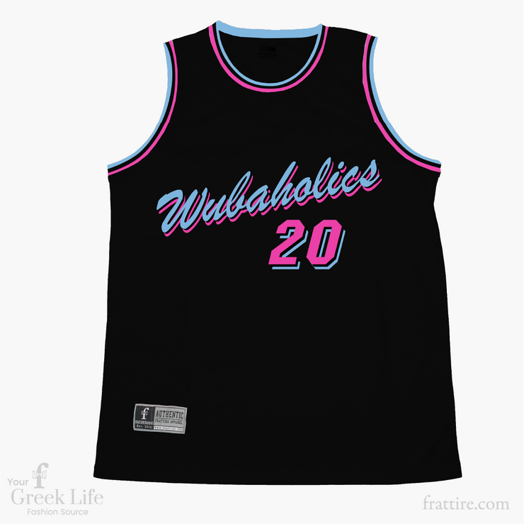 CUSTOM BASKETBALL JERSEY | STYLE 65