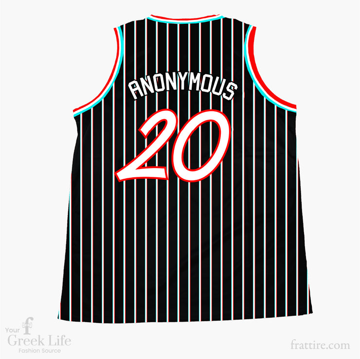 CUSTOM BASKETBALL JERSEY | STYLE 64