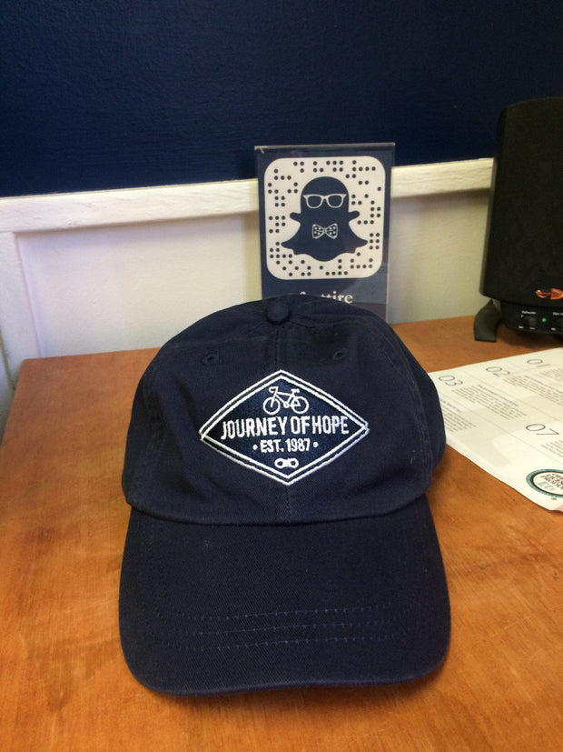 JOH  Pi Alpha Embroidered Hats