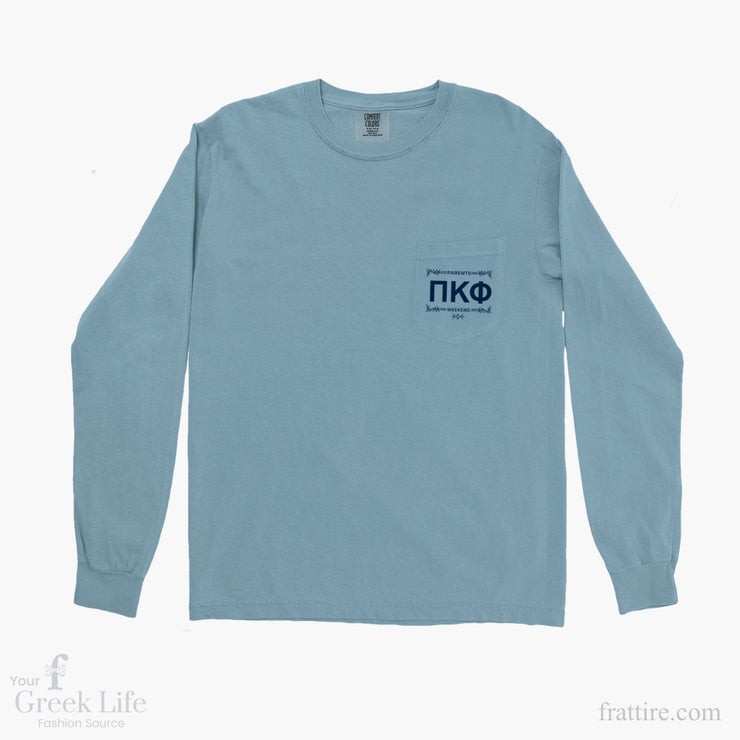 Pi Kappa Phi UMA Parents Weekend Shirts