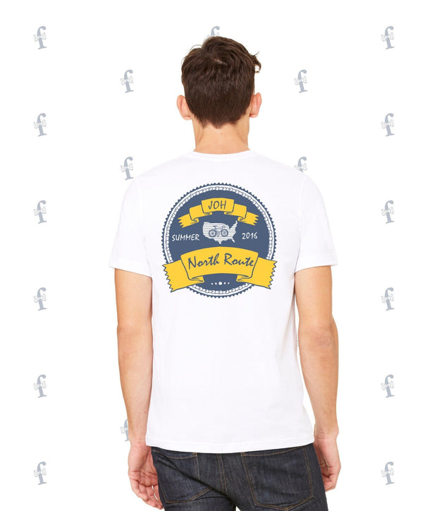 JOH North Route 2016 Tee