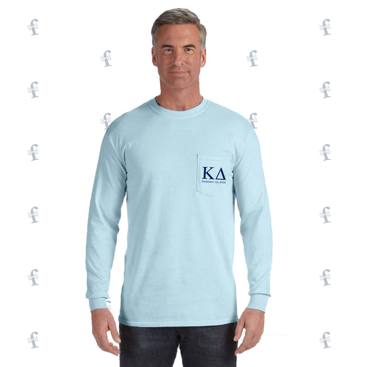 Kappa Delta Winter Formal Long Sleeve