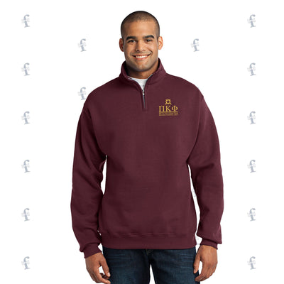 Pi Kappa Phi CMU Homecoming Embroidered Pullovers