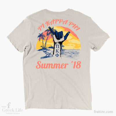 Pi Kappa Phi Boise State University Summer '18 Tees and Tanks