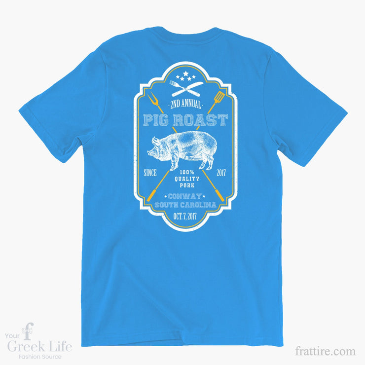 Pi Kappa Phi Pig Roast Parent's Weekend Tee