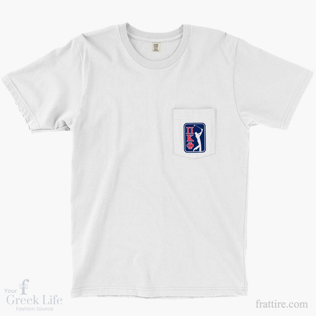 Pi Kappa Phi Dads Weekend Masters Tee