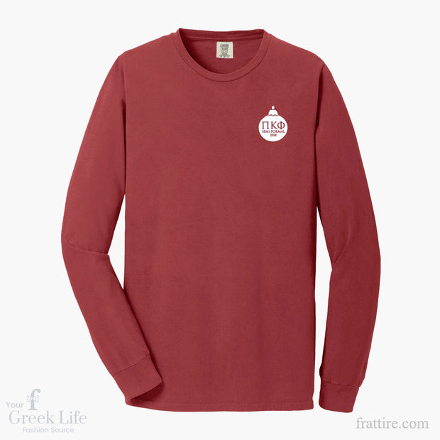 Pi Kappa Phi SHU Semi Formal Long Sleeves