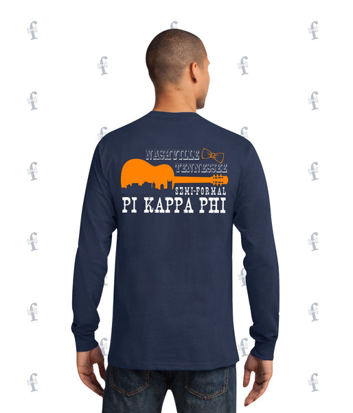 Pi Kappa Phi Nashville Semi-Formal Long Sleeves