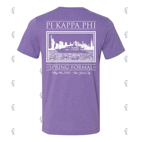 Pi Kappa Phi SHU Formal Tees