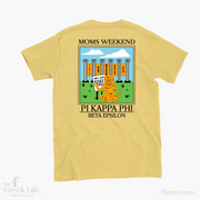 Pi Kappa Phi UM Moms Weekend Shirts