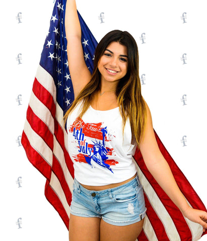 Phi Tau's 4th of July Tank Top 2015