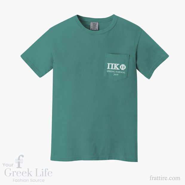 Pi Kappa Phi Ohio University Formal Apparel