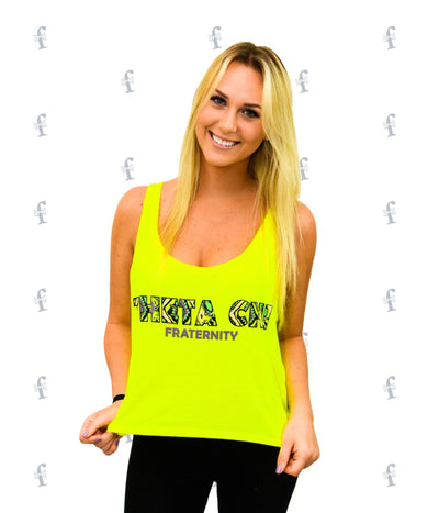 Theta Chi Crop Tops