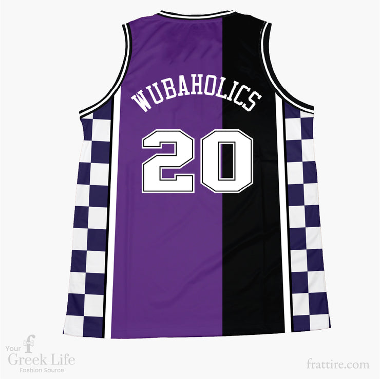 CUSTOM BASKETBALL JERSEY | STYLE 66