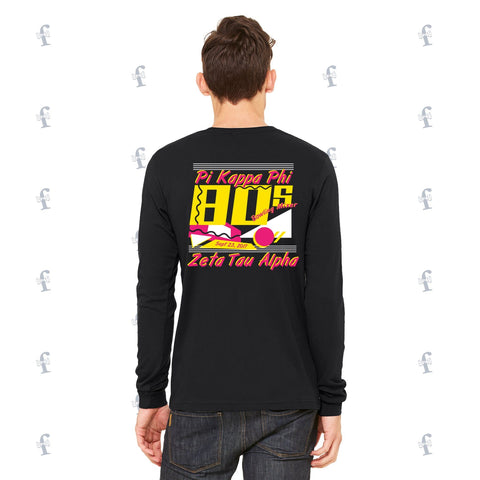 Pi Kappa Phi & Zeta Tau Alpha Bowling Mixer Long Sleeves