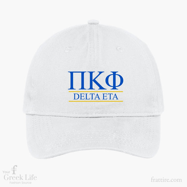 Pi Kappa Phi MSU Chapter Embroidered Hats