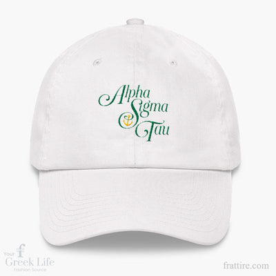 ΑΣΤ Logo Dad hat